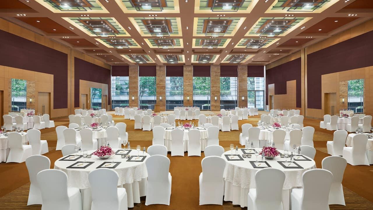 Ballroom Conference Cluster