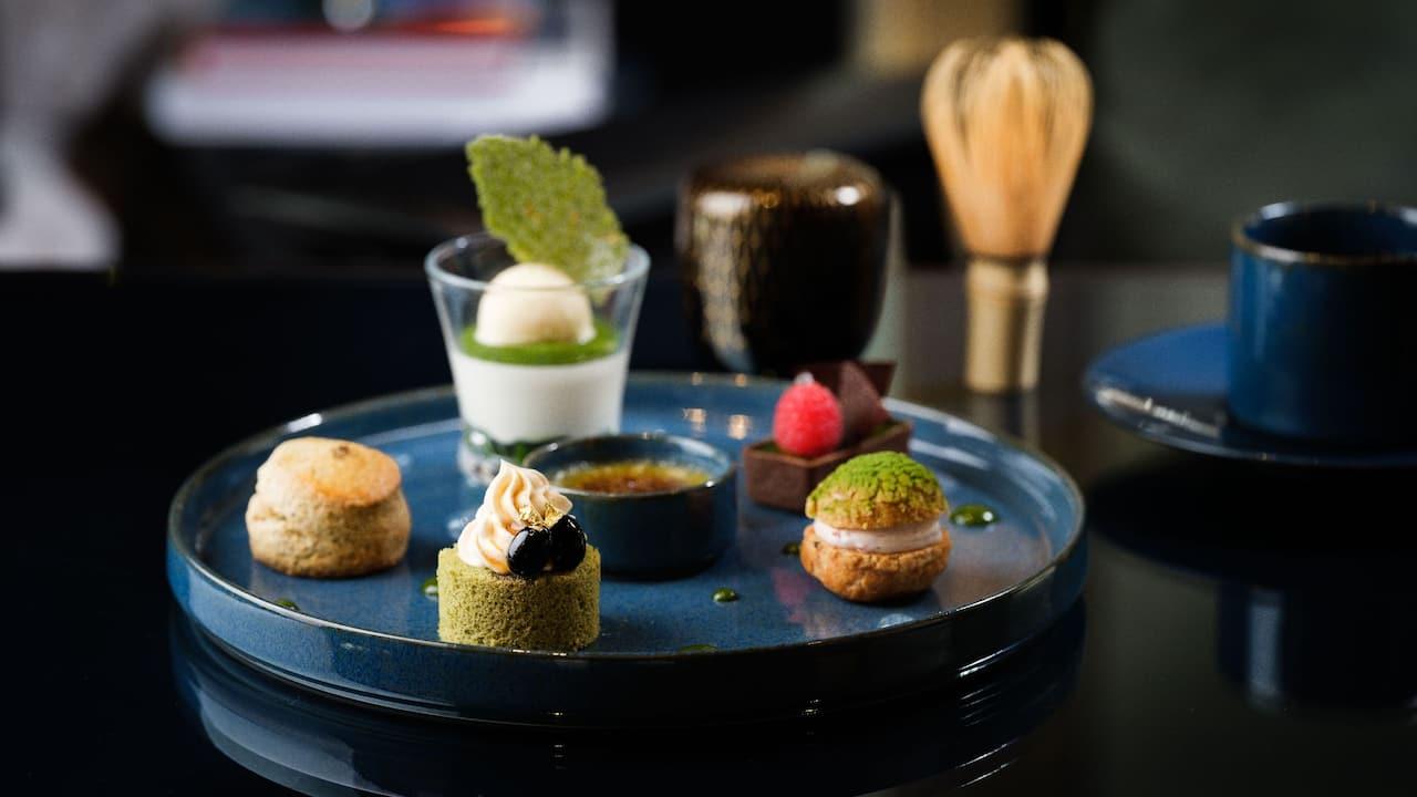 Hyatt Centric Kanazawa FIVE Grill & Lounge Afternoon Tea