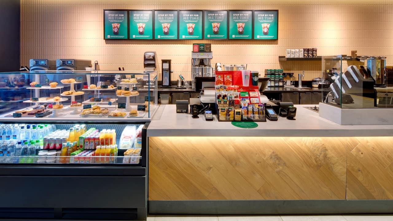 Starbucks at Hyatt Regency Milwaukee