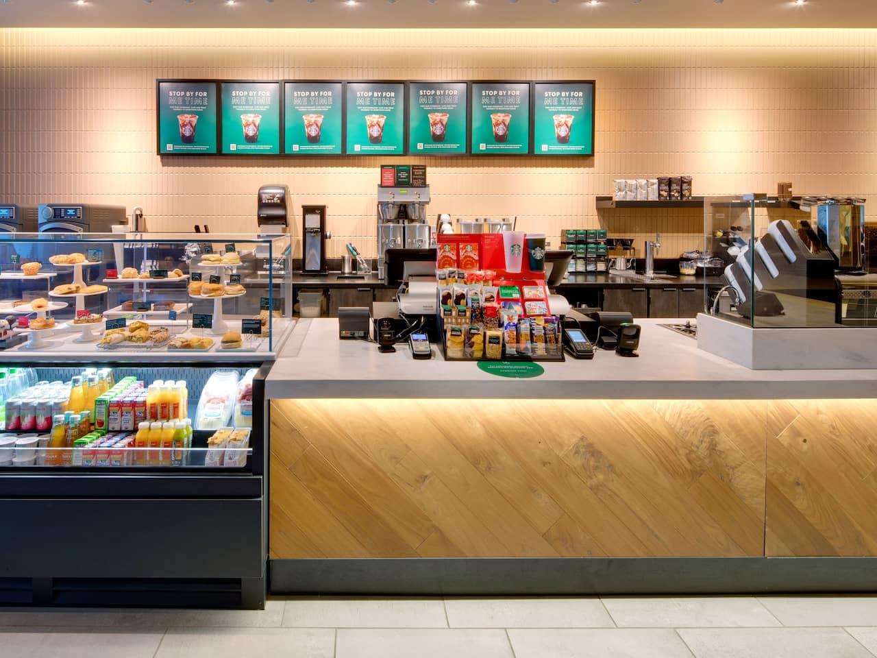 Starbucks® at Hyatt Regency Milwaukee