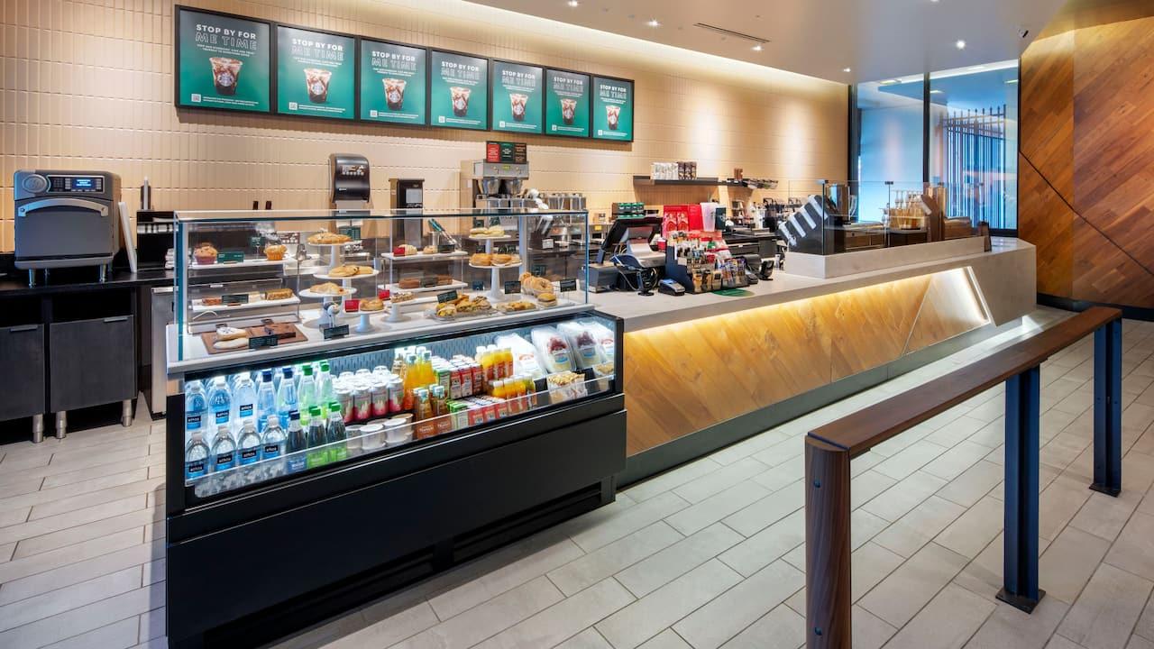 Starbucks Grab Go