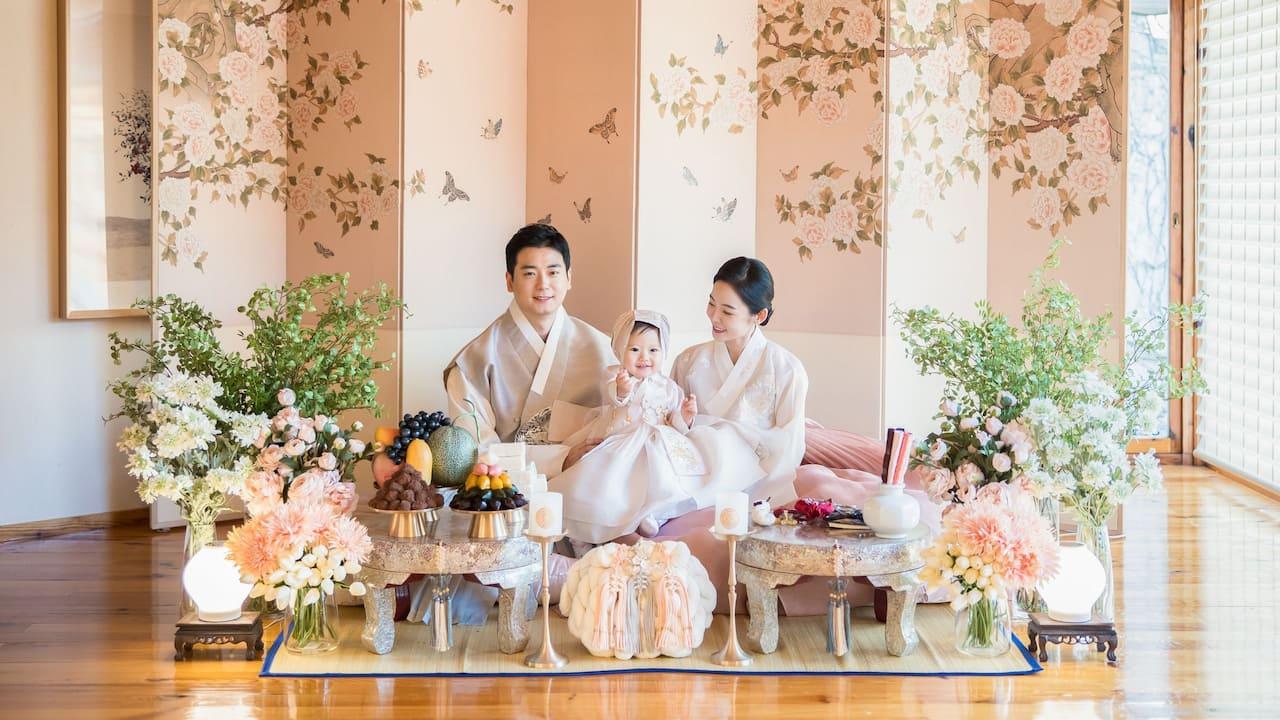 Park Hyatt Seoul Family Event