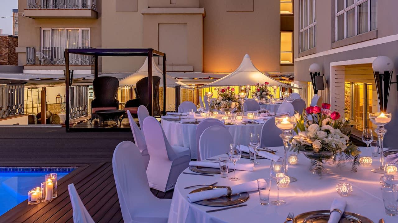 Hyatt Regency Events Wedding Chairs