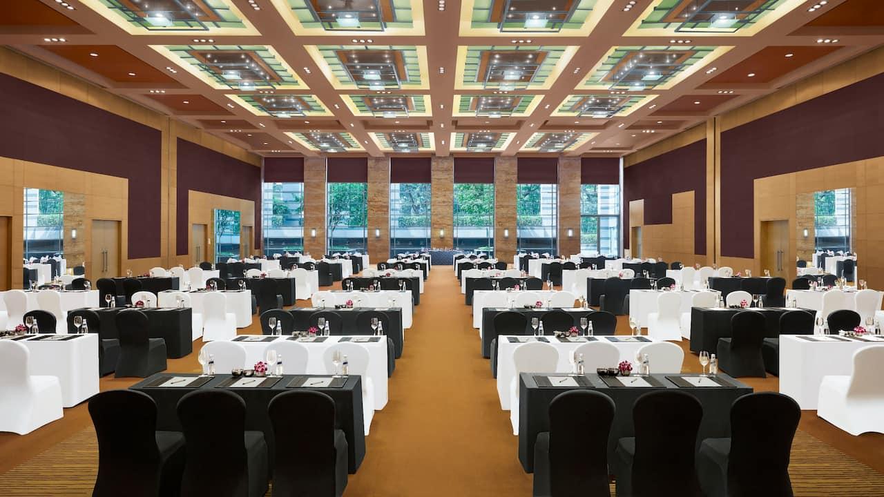 Ballroom Classroom Seating
