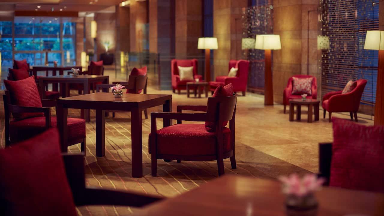Lobby Lounge Detail