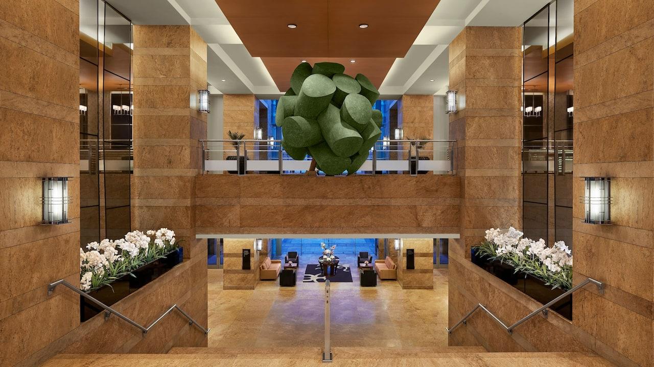 Lower Lobby Artifact