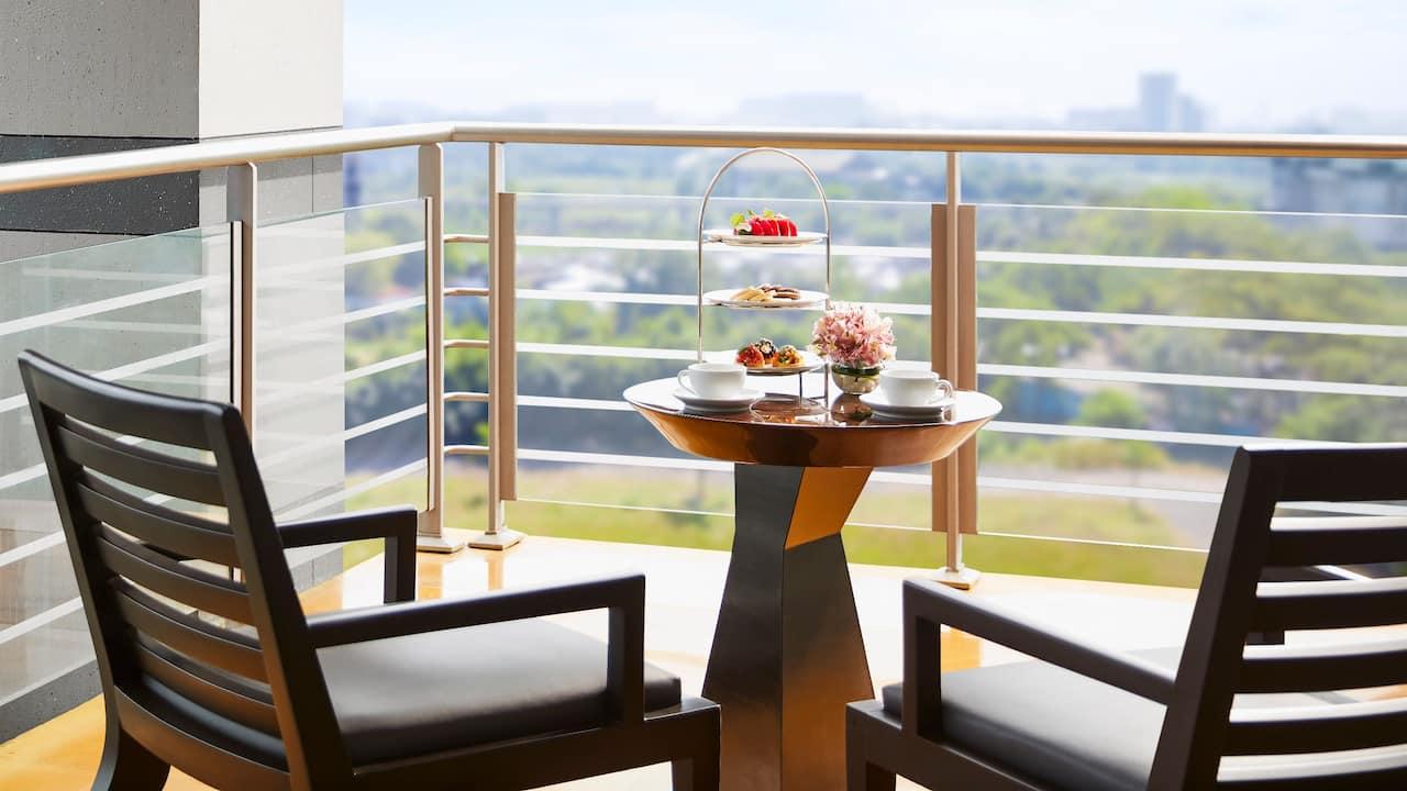 Guestroom Veranda Balcony