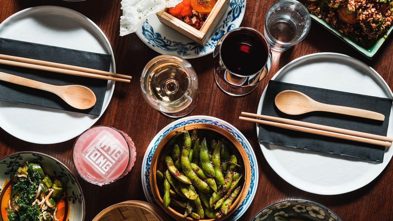 LingLong Restaurant Food