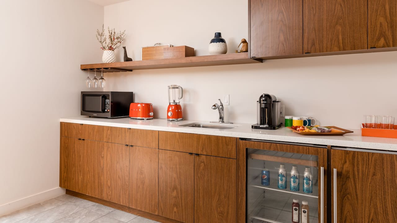 Albers House Kitchenette