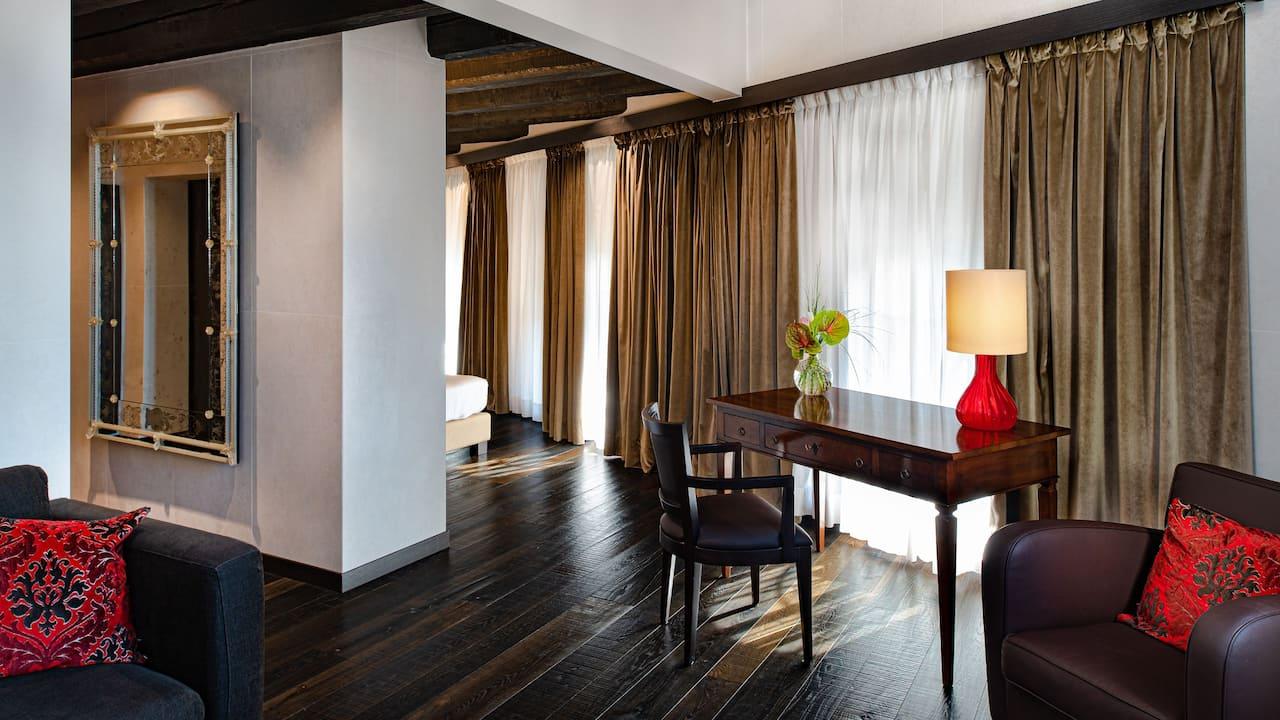 Hyatt Centric Murano Venice Hotel Grande Suite
