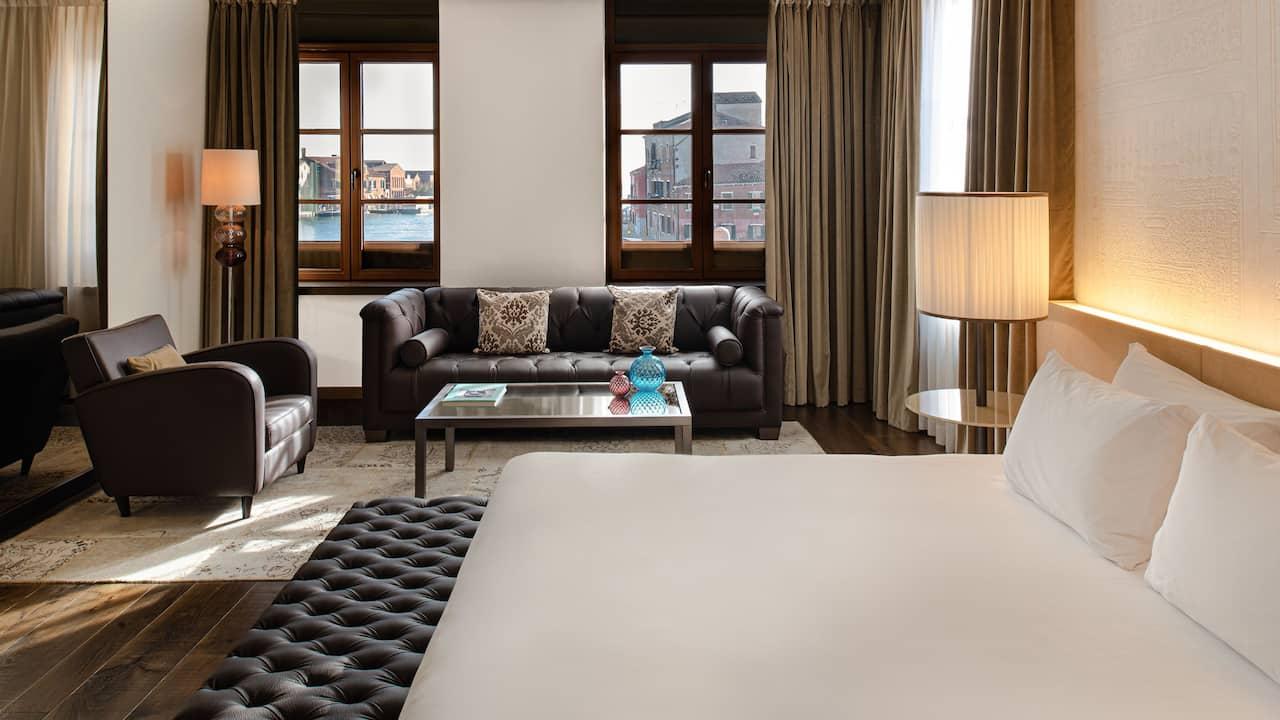 Hyatt Centric Murano Venice Hotel Junior Suite