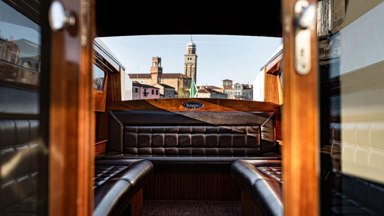 Hyatt Centric Murano Venice Hotel Shuttle Boat