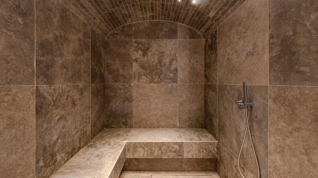 Hyatt Centric Murano Venice Wellness Area Steamroom