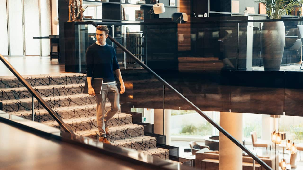 Lobby Hyatt Regency Köln