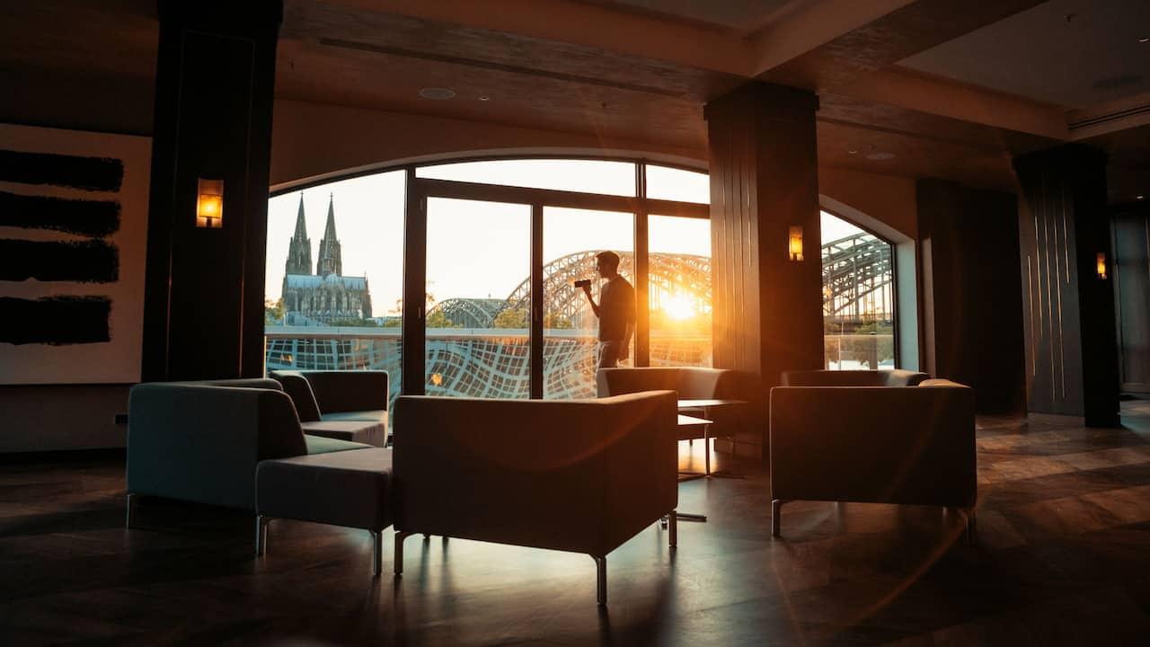 Fotoshootings und Filmdrehs im Hyatt Regency Köln