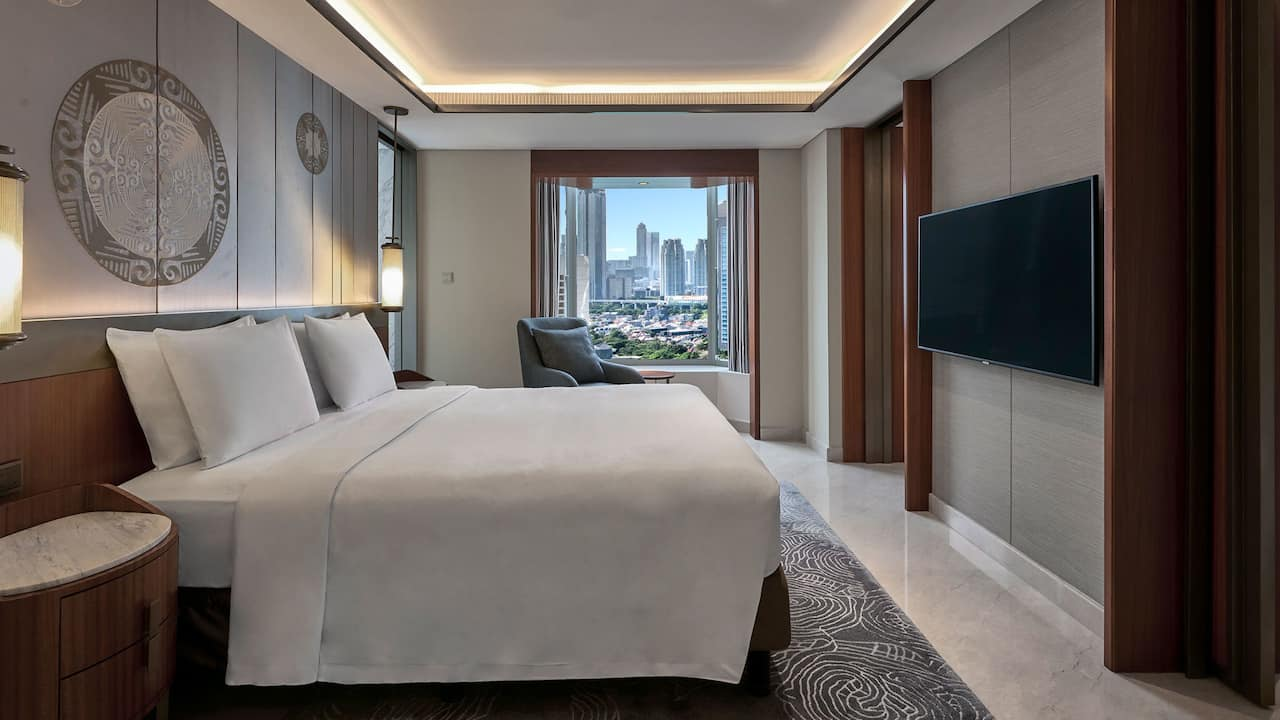 Capital Suite at Grand Hyatt Jakarta