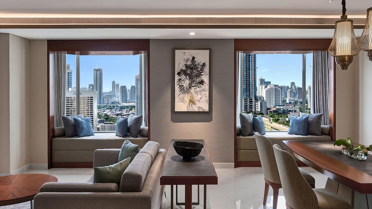 Capital Suite Bundaran View
