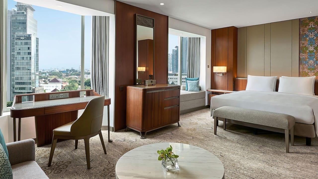 Grand Deluxe Room, Grand Hyatt Jakarta
