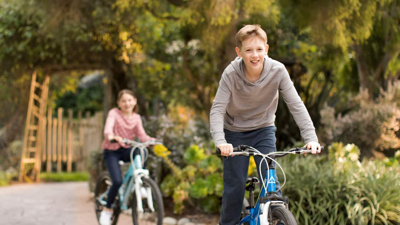 Lifestyle Bicycling