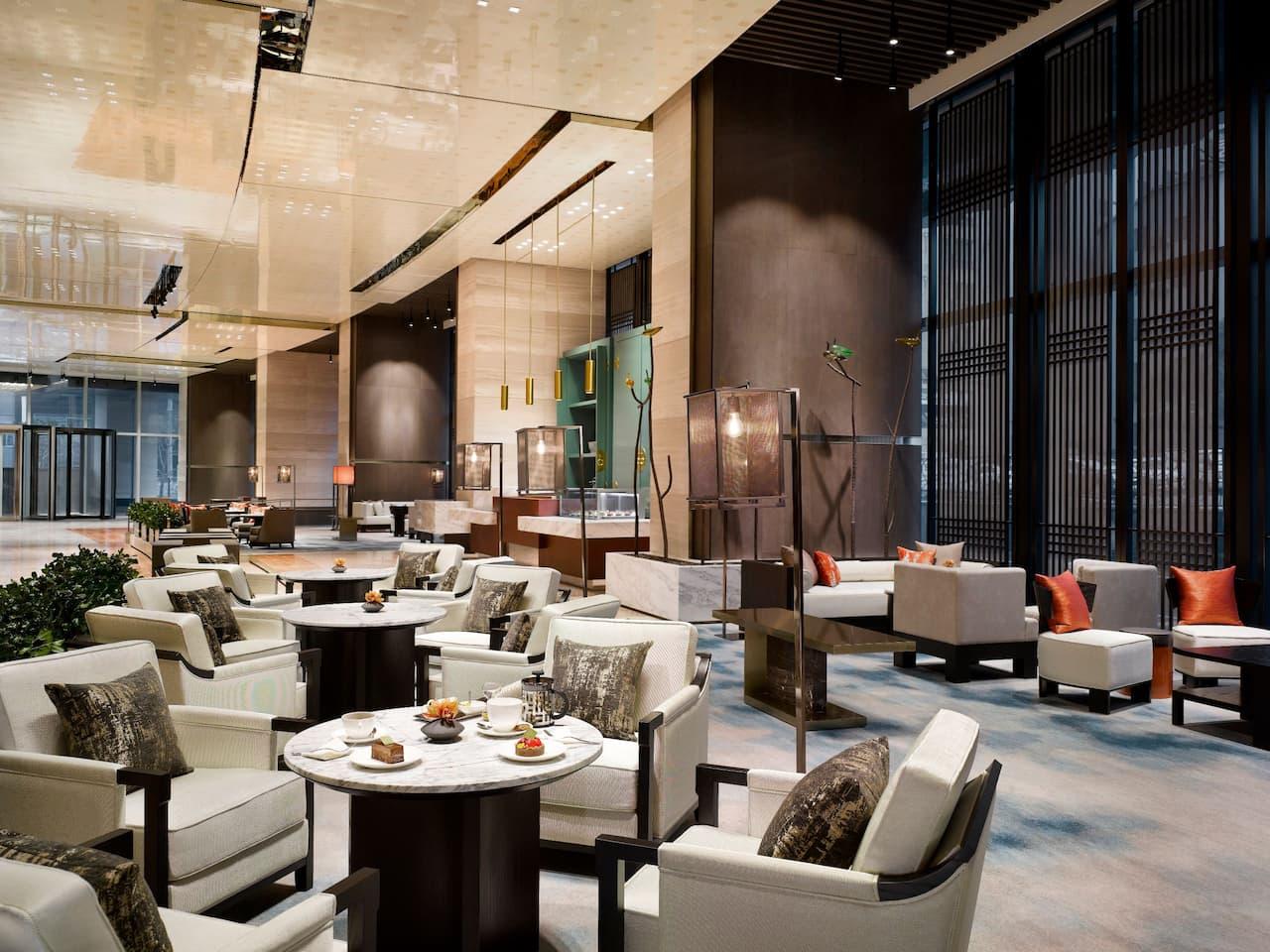 Gallery Lounge | Grand Hyatt Jeju