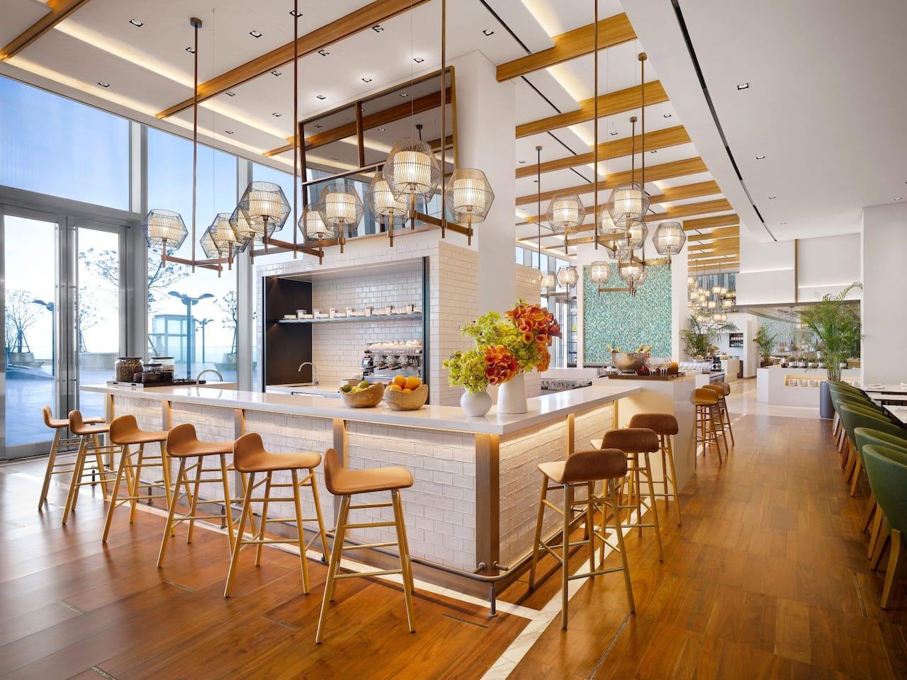 Cafe 8 at Grand Hyatt Jeju