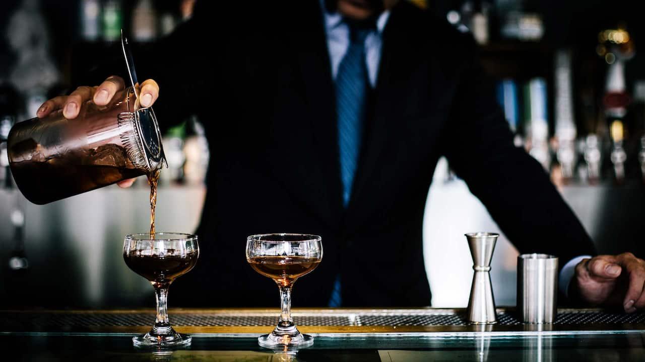 Hexagon Residence Living Room