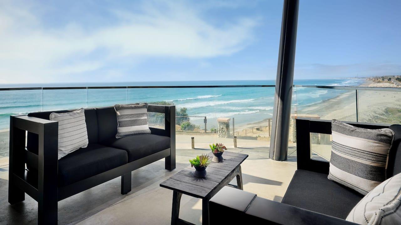 Grandview Suite Balcony