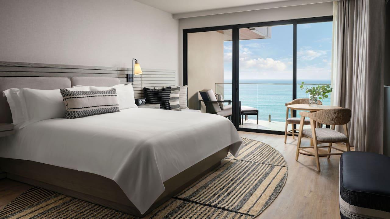 Ocean View King Balcony
