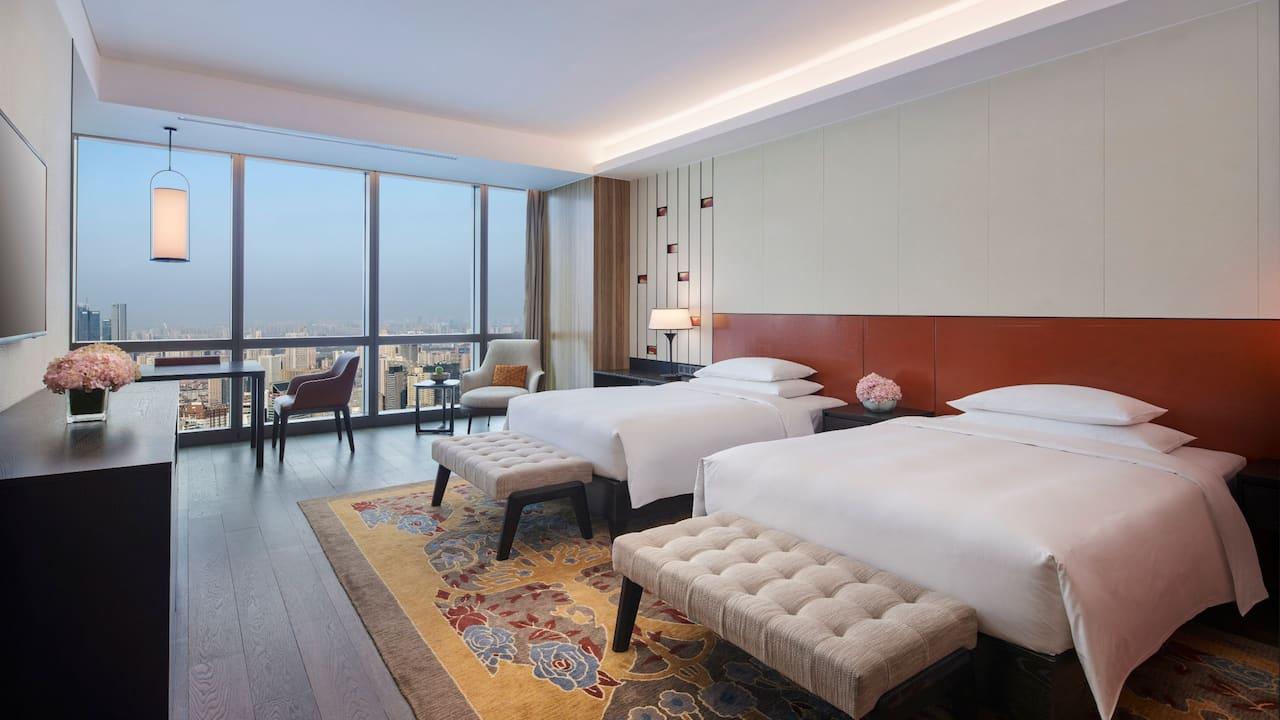 Grand Twin Deluxe Room