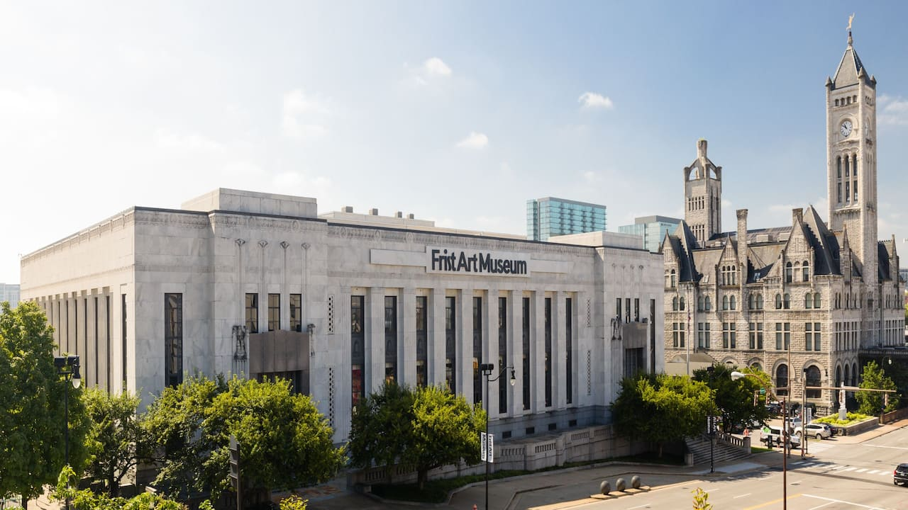 Destination Frist Art Museum
