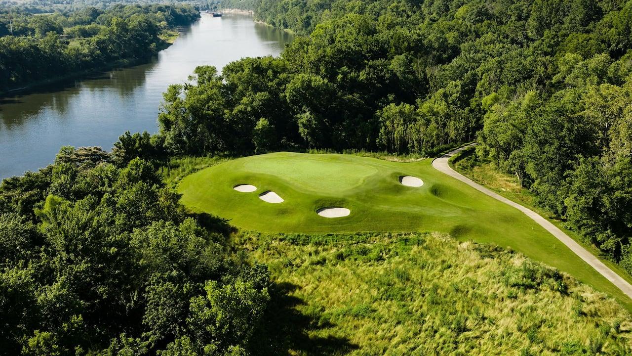 Hermitage Golf Course in Nashville, TN