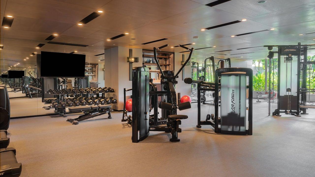 JMarket Cafe Fitness Centre