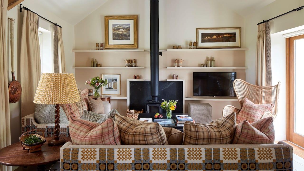 Cottage Master Suite