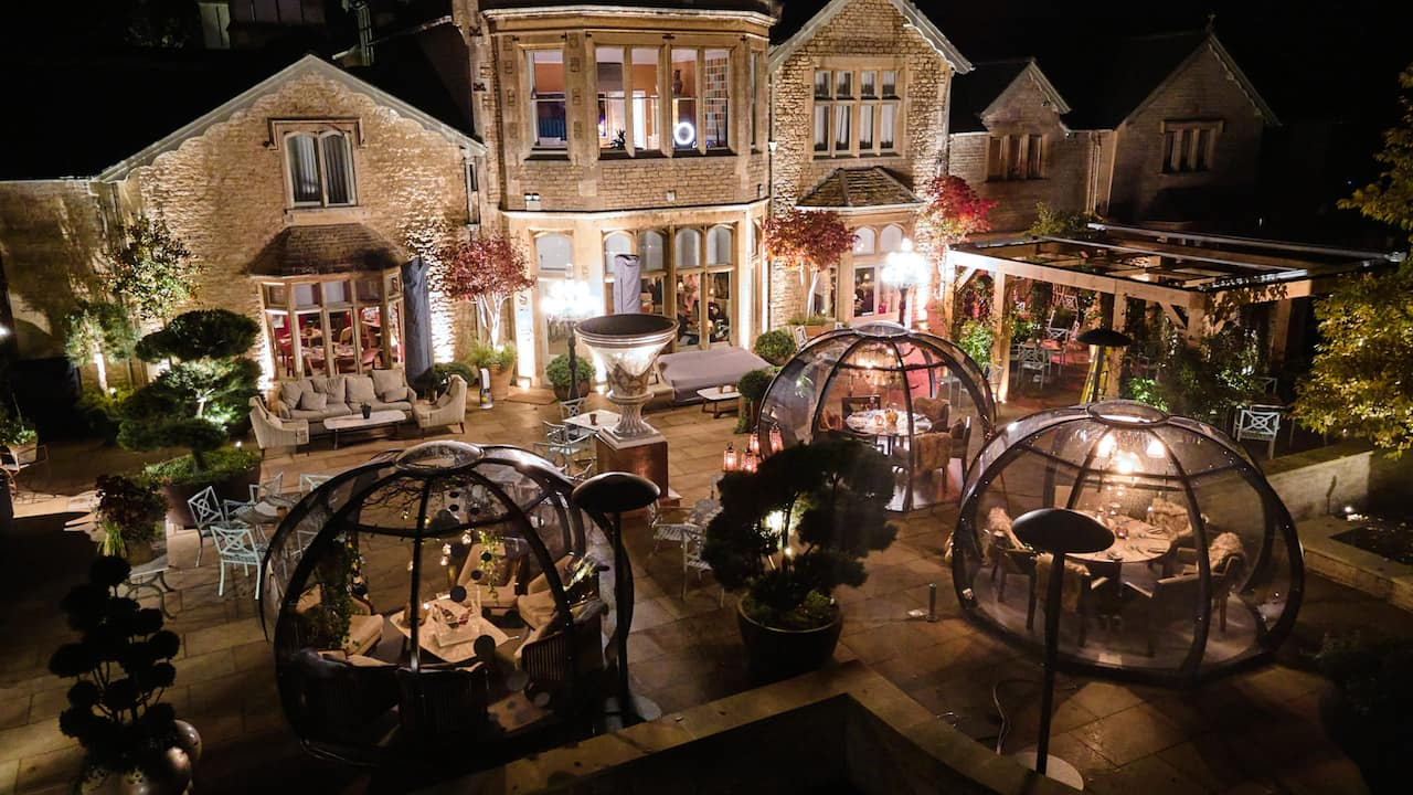Dining Domes