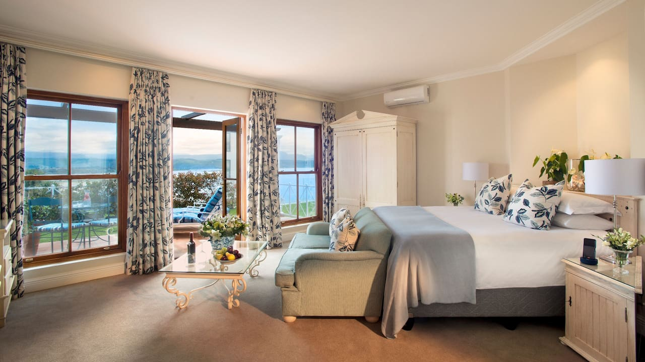 Luxury Double with Sea View