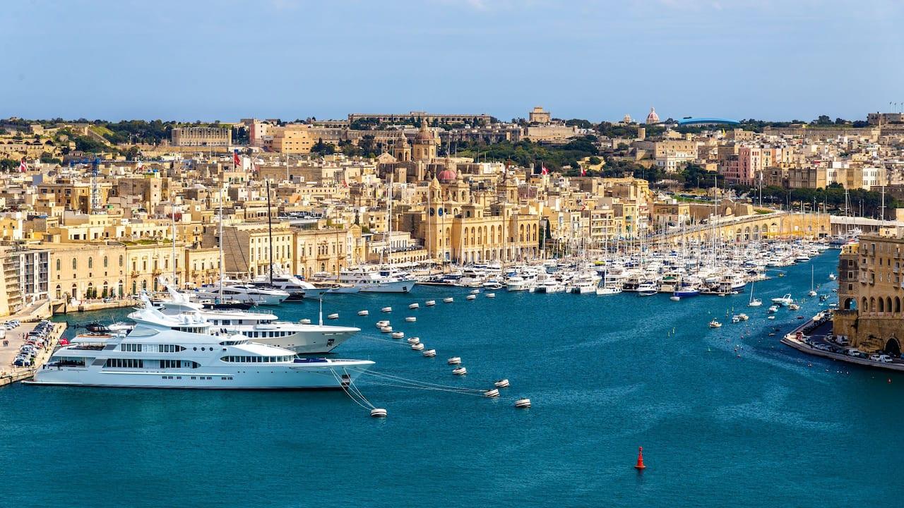 Hyatt Regency Malta Culture
