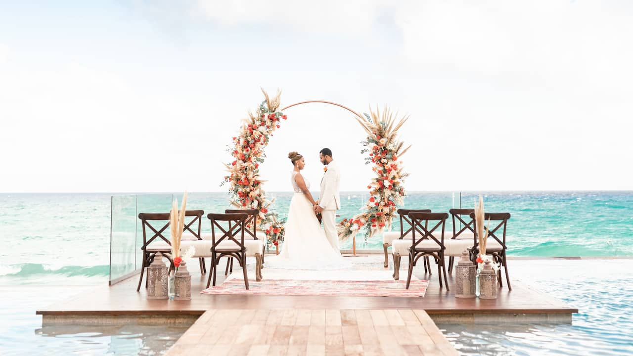 Wedding Ceremony Set
