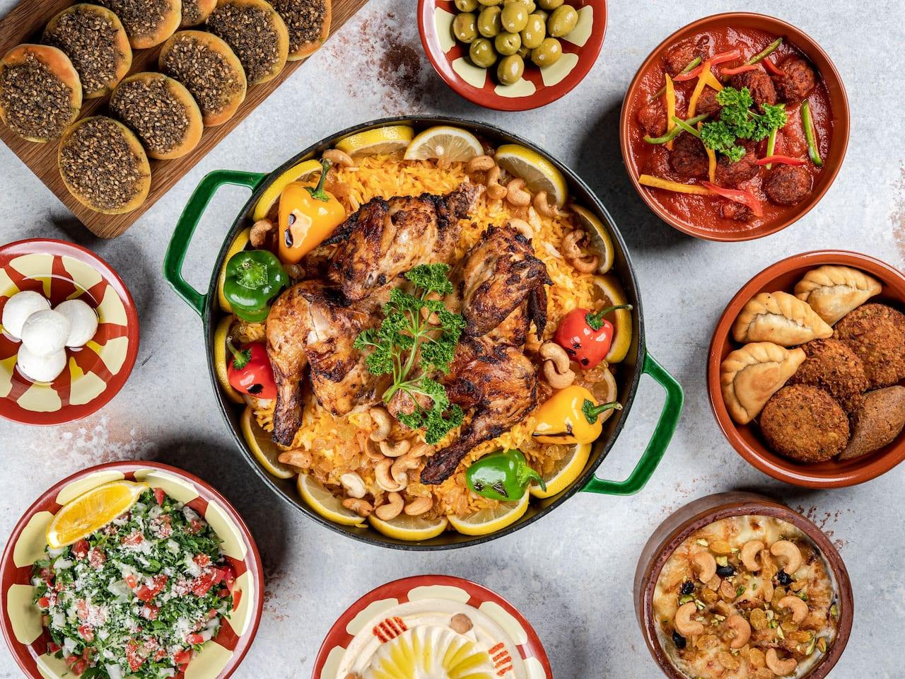 Iftar Ramadan Dubai