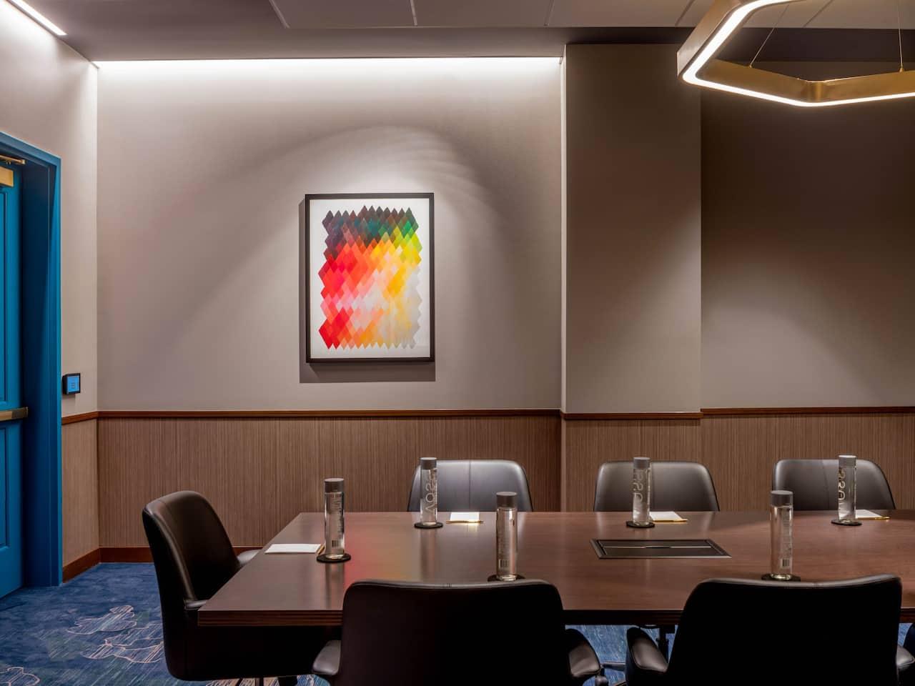 Boardroom at Hyatt House Tampa Downtown