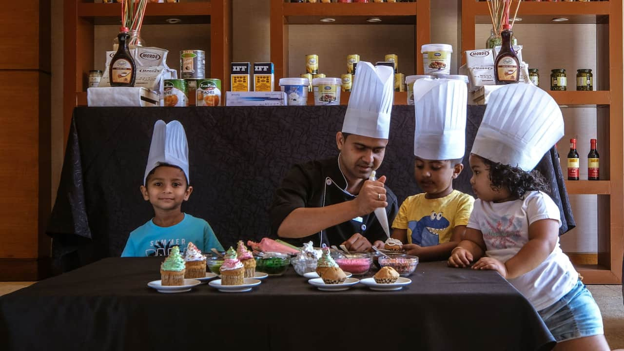 Baking Classes For The Kids