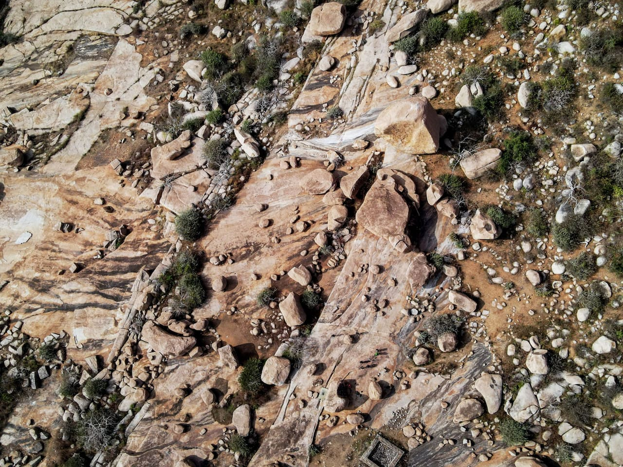 Hampi Boulder