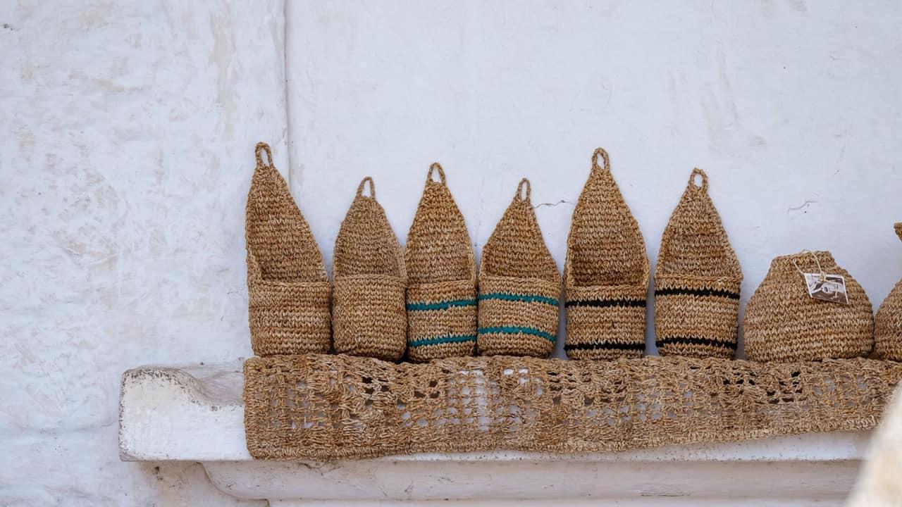 Hampi's Specialty - Handicraft Items On Display