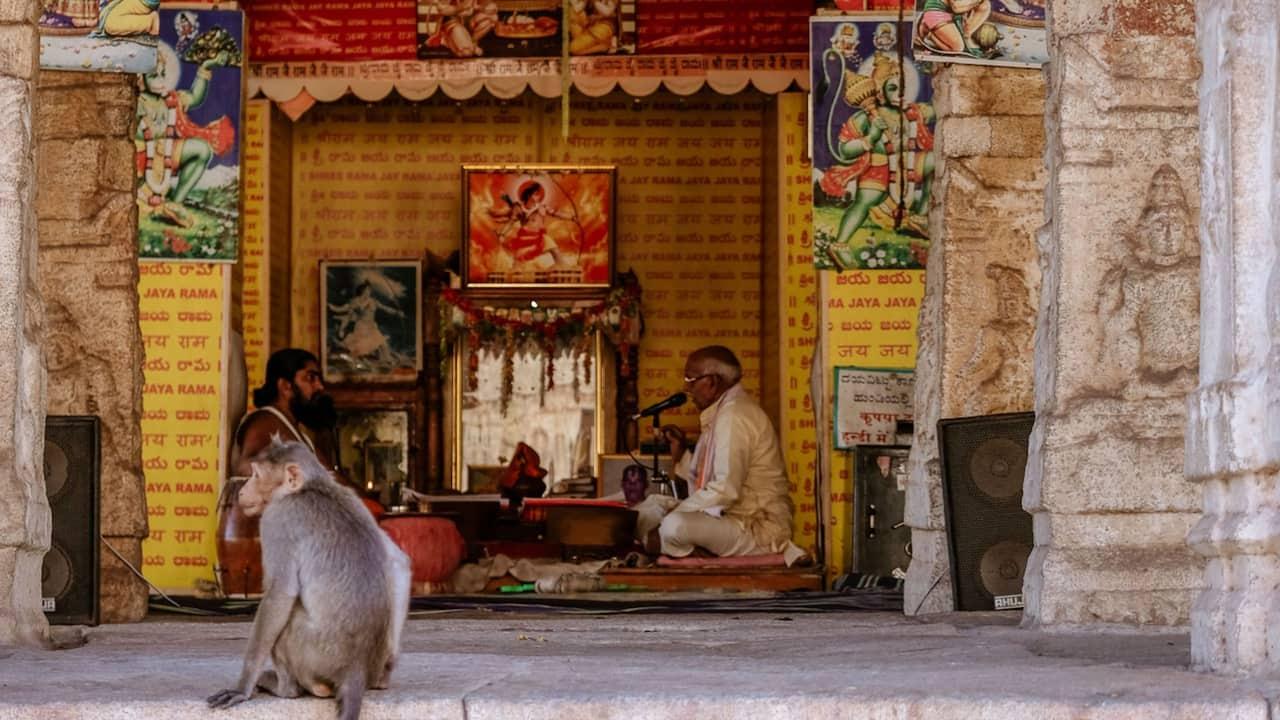 Malyavanta Raghunathaswamy Temple - Tracing Ramayana