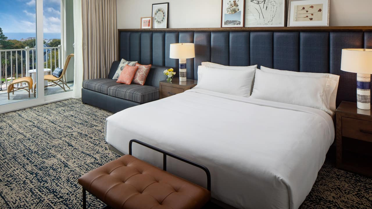 Sweetgrass Inn Suite Bedroom