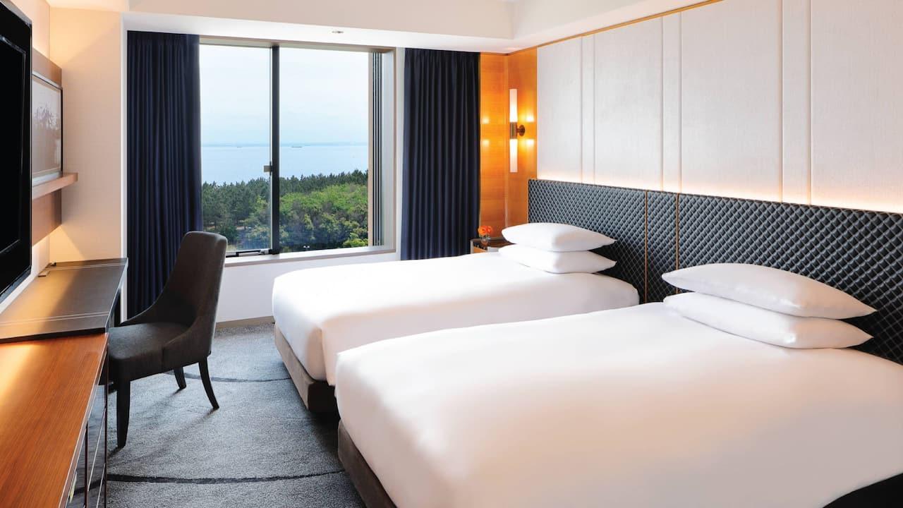 Two Twin Regency Suite Bedroom