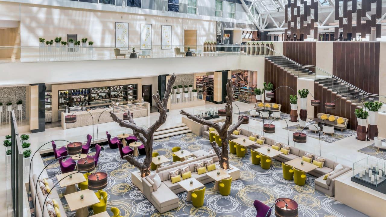 Hyatt Regency Oryx Doha Sky Lounge