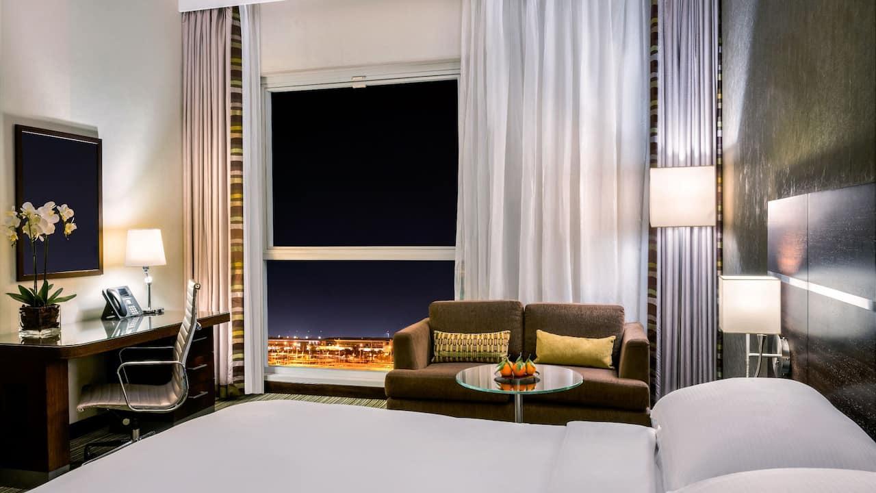 Hyatt Regency Oryx Doha Guestroom