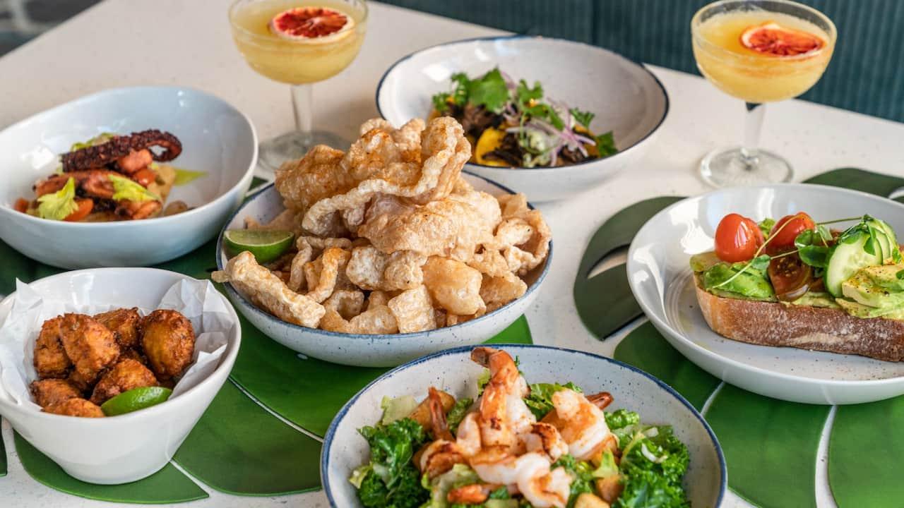 Restaurant Dishes