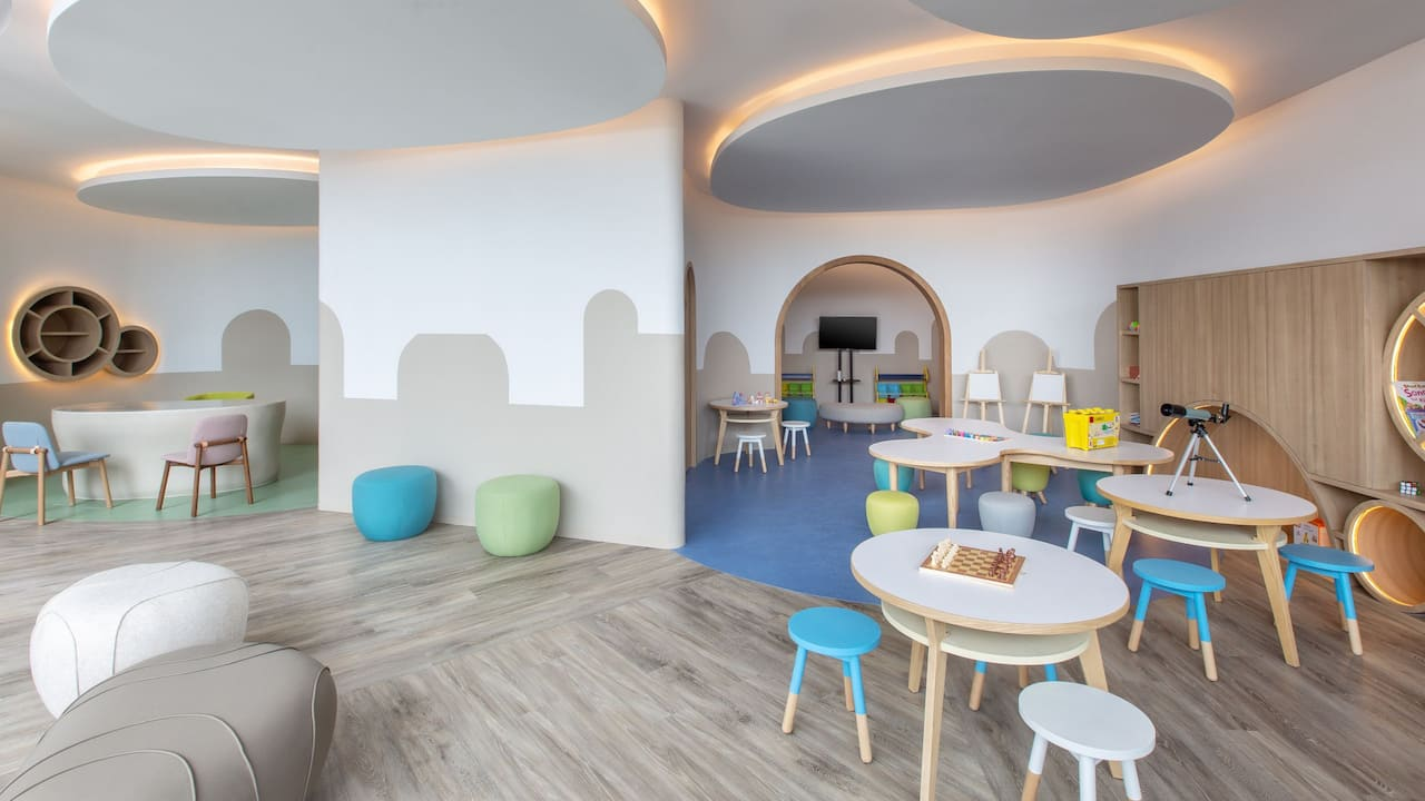 Kids Club Tables