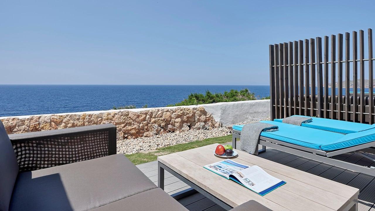 7Pines Ibiza Upper Cliff Terrace